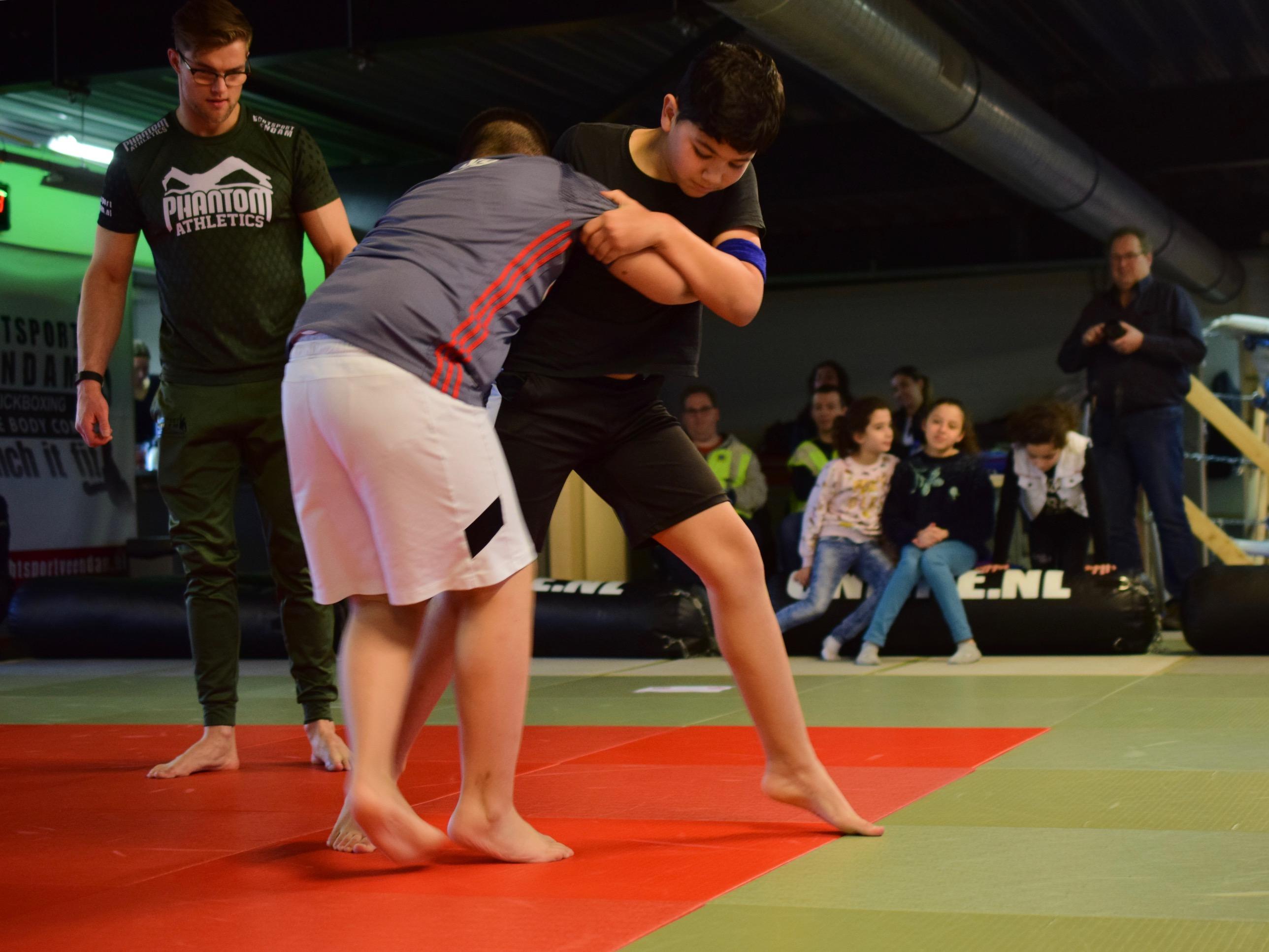 Vechtsport voor Jeugd